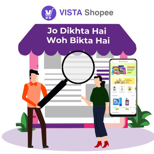 https://www.vistashopee.com/Visibility is the Key to Success