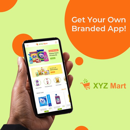Your Own Brand In Every Customers Hand